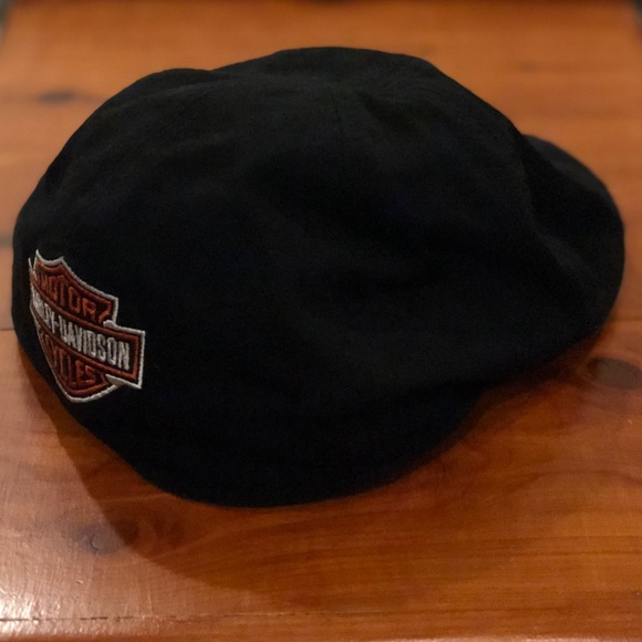 "4376f0bccf562 Harley-Davidson Other - Harley Davidson ""Newsboy"" Hat"